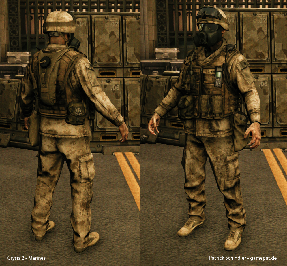Crysis 2 Marines